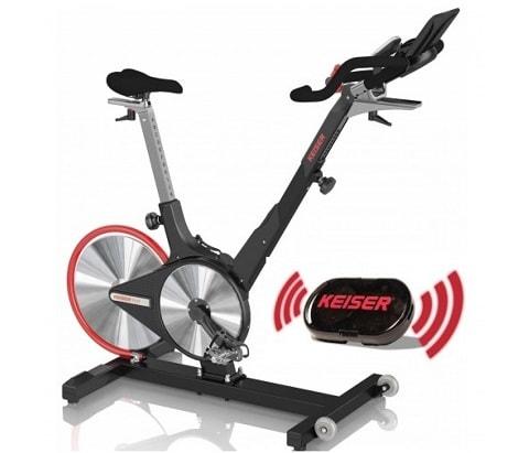 Keiser m3i spinningcykel