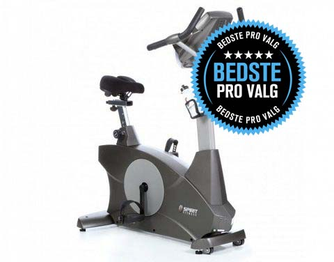 Spirit Fitness CU800 motionscykel (Bedste PRO valg)