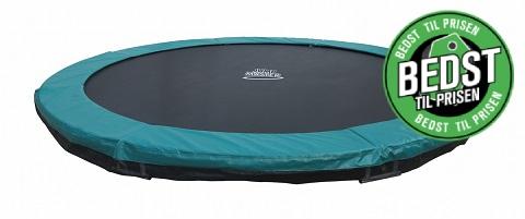 JumpMaster InGround trampolin til nedgravning (Bedst til prisen)
