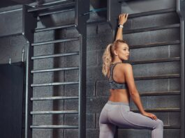 Ribbe til væg og træningsribber