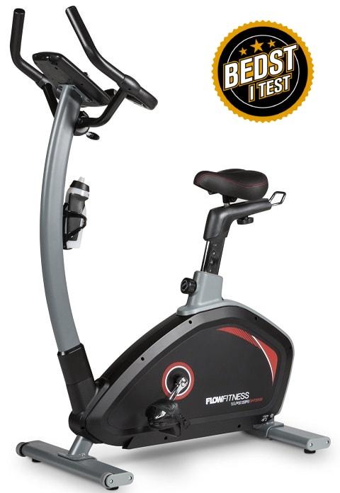 Flow Fitness Turner DHT2000i bedste motionscykel