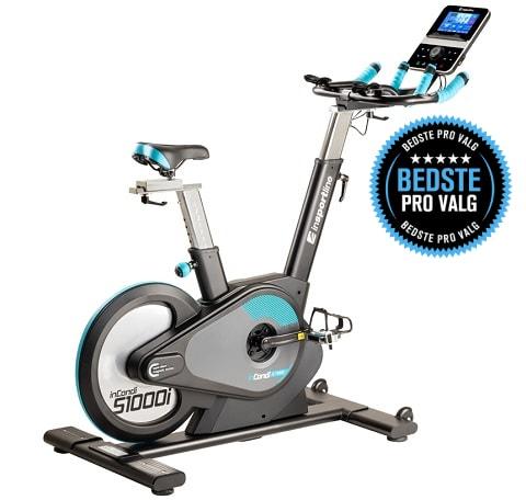 inSPORTline inCondi S1000i spinningcykel (Bedste PRO valg)